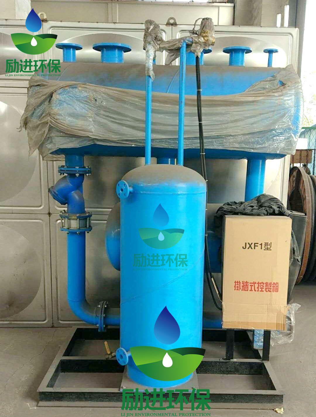 浮球自动疏水加压器特点