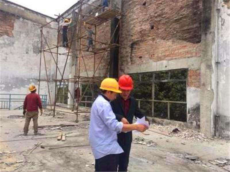重庆火灾后房屋检测省级单位