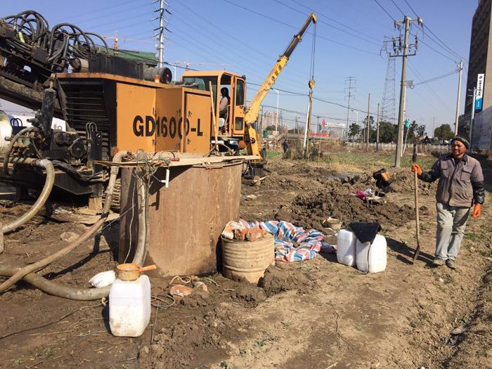 肇庆污水顶管施工非开挖公司