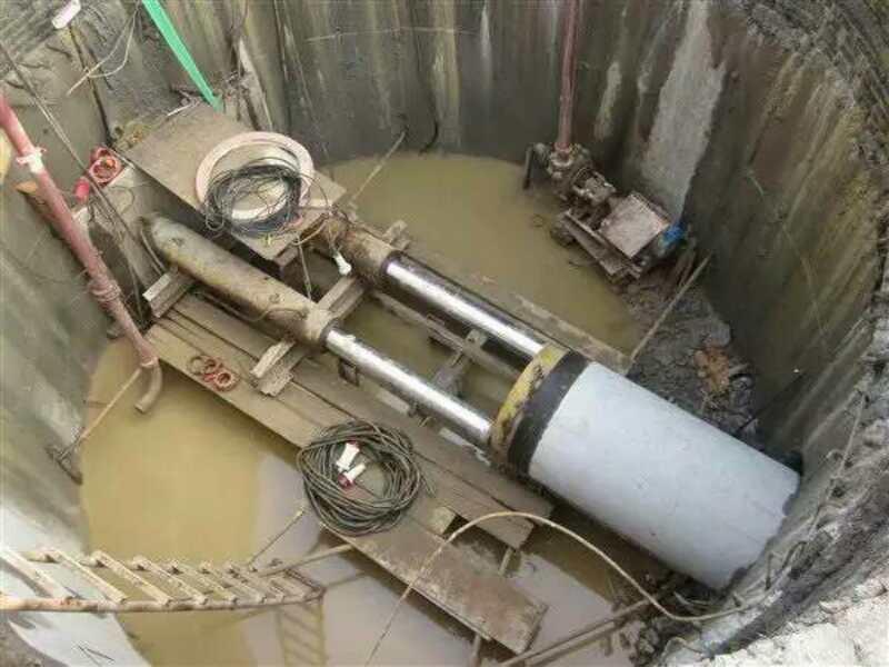 玉溪泥水平衡顶管方案