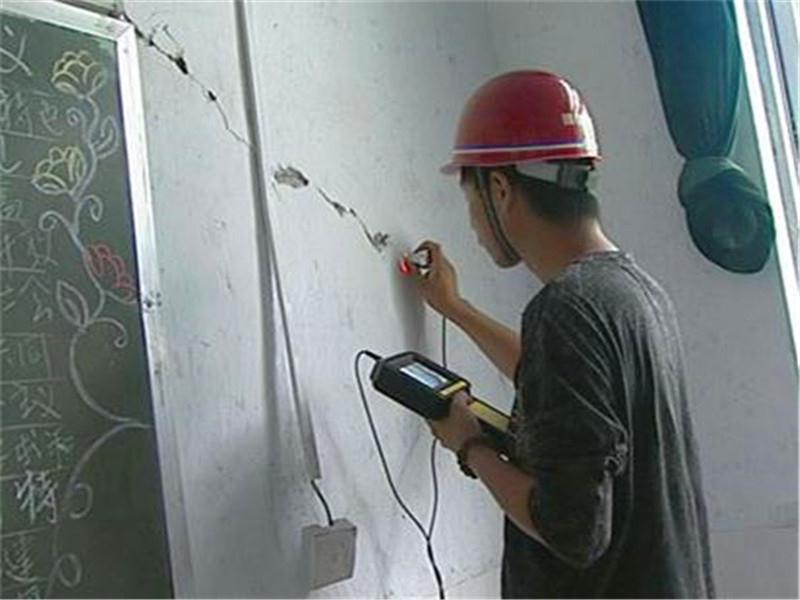 汕尾房屋结构抗震检测