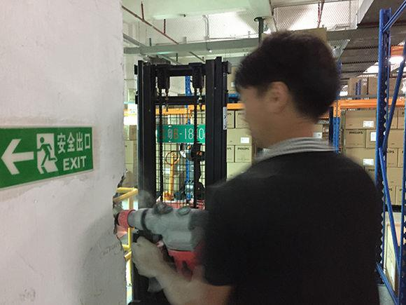大同办公楼结构安全性检测