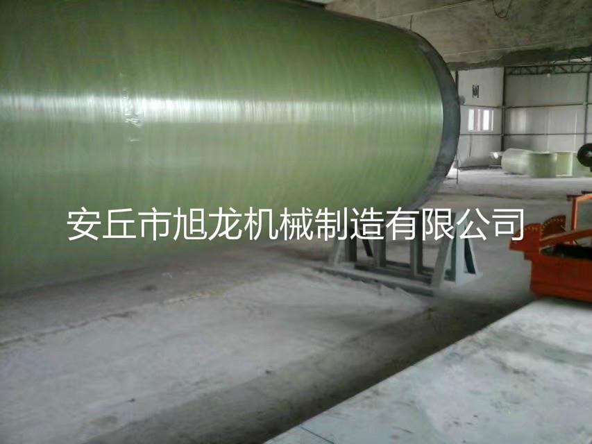 玻璃钢夹砂管道缠绕机厂