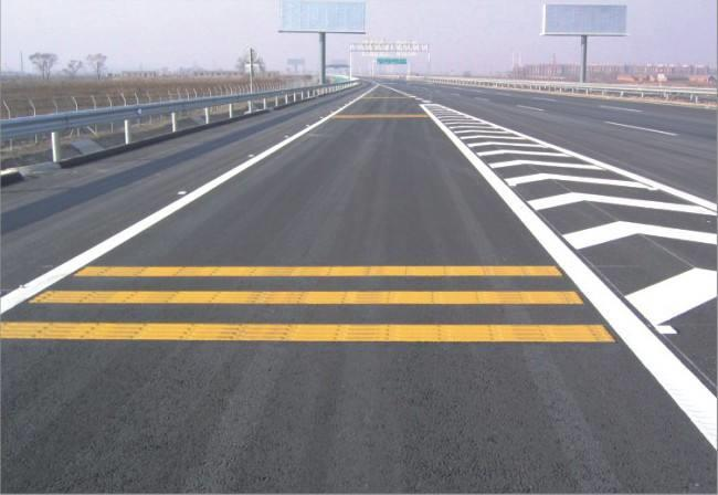 郑州二七区道路标线价格