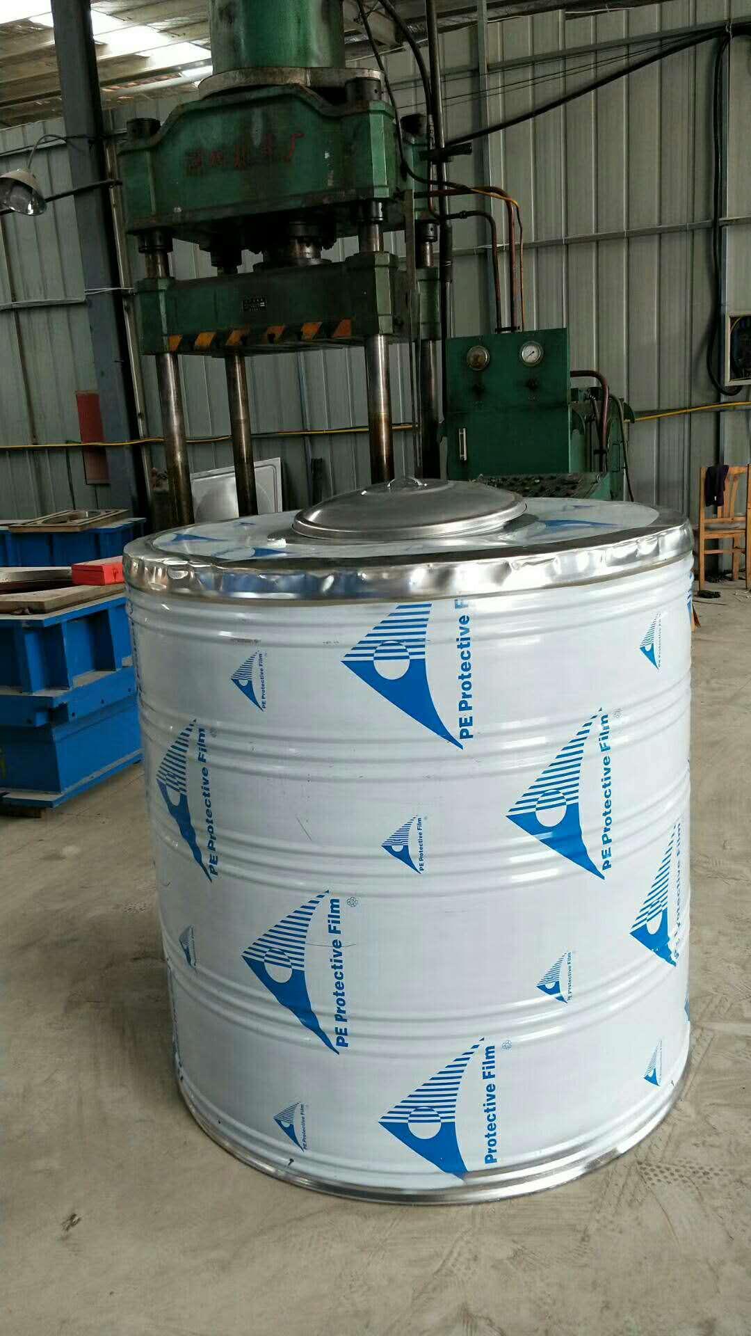 镇江力源保温水箱 消防水箱厂家定制 优良不锈钢水箱