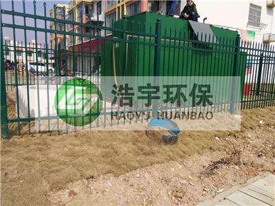 屠宰污水处理设备规格