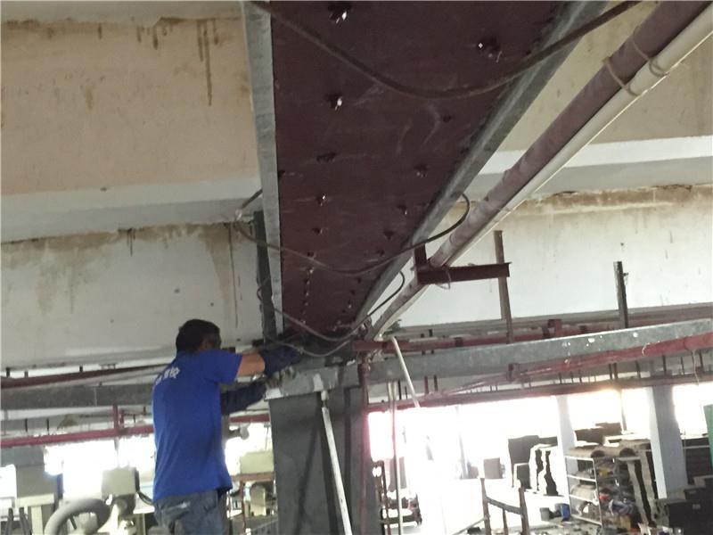 汕头厂房加建结构改造检测