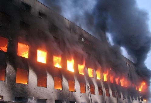 六安厂房火灾后房屋检测受损等级评估