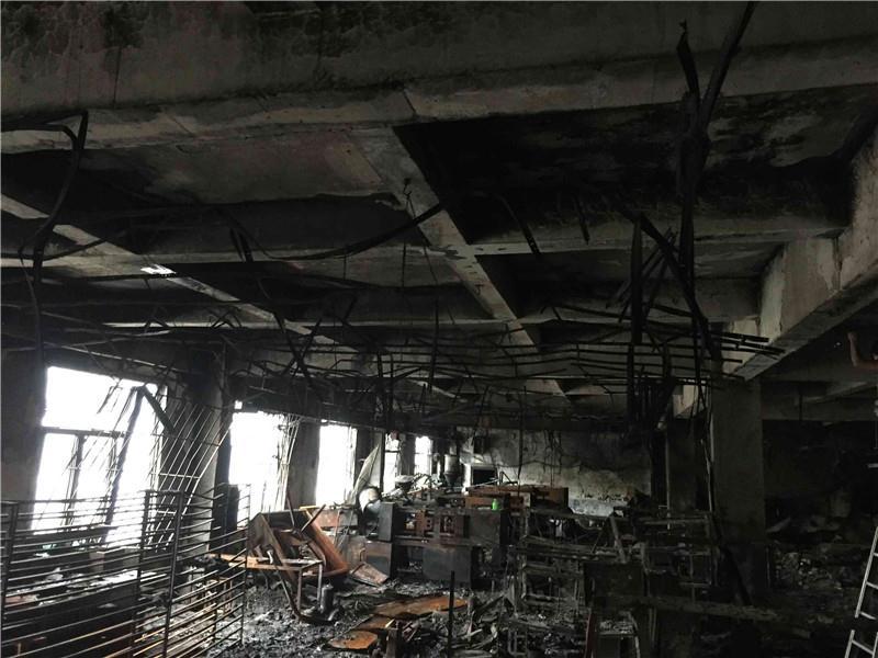 江门火灾后房屋检测安全鉴定第三方机构