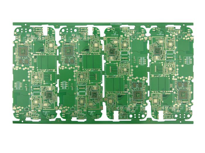 6层1阶hdi手机电路板10片起批加工定制打样