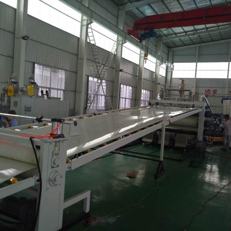 環保合成樹脂瓦設備、塑鋼瓦生產設備