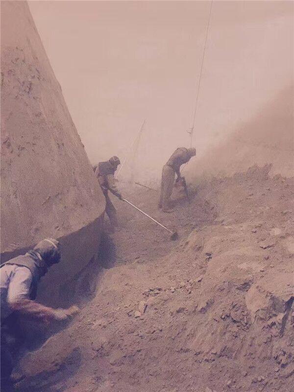 河源专业粉煤灰库清理
