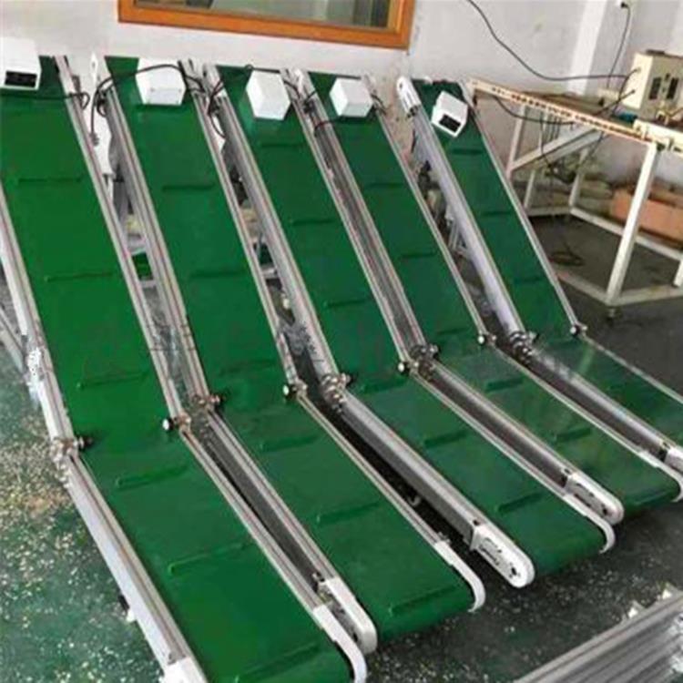 三门峡绿色食品皮带机