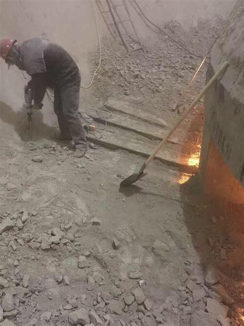 凉山水泥库清理公司