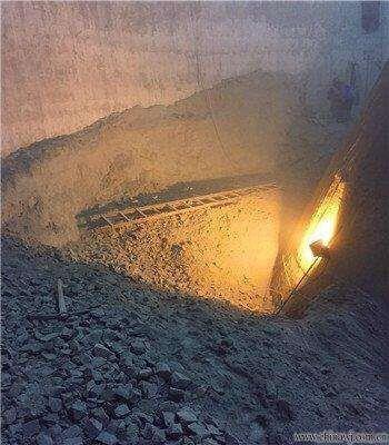 亳州煤仓清理施工方案