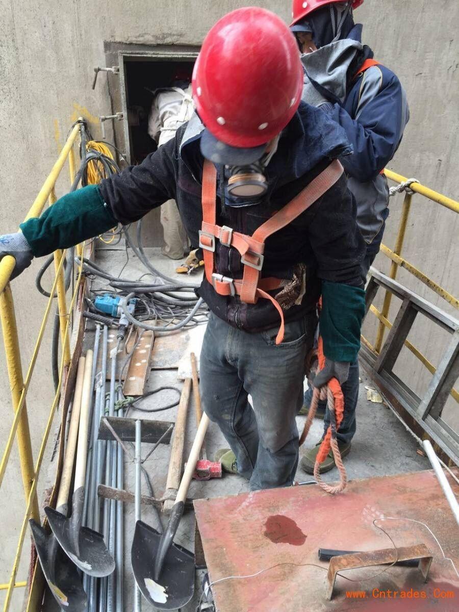 桂林煤仓清理工程