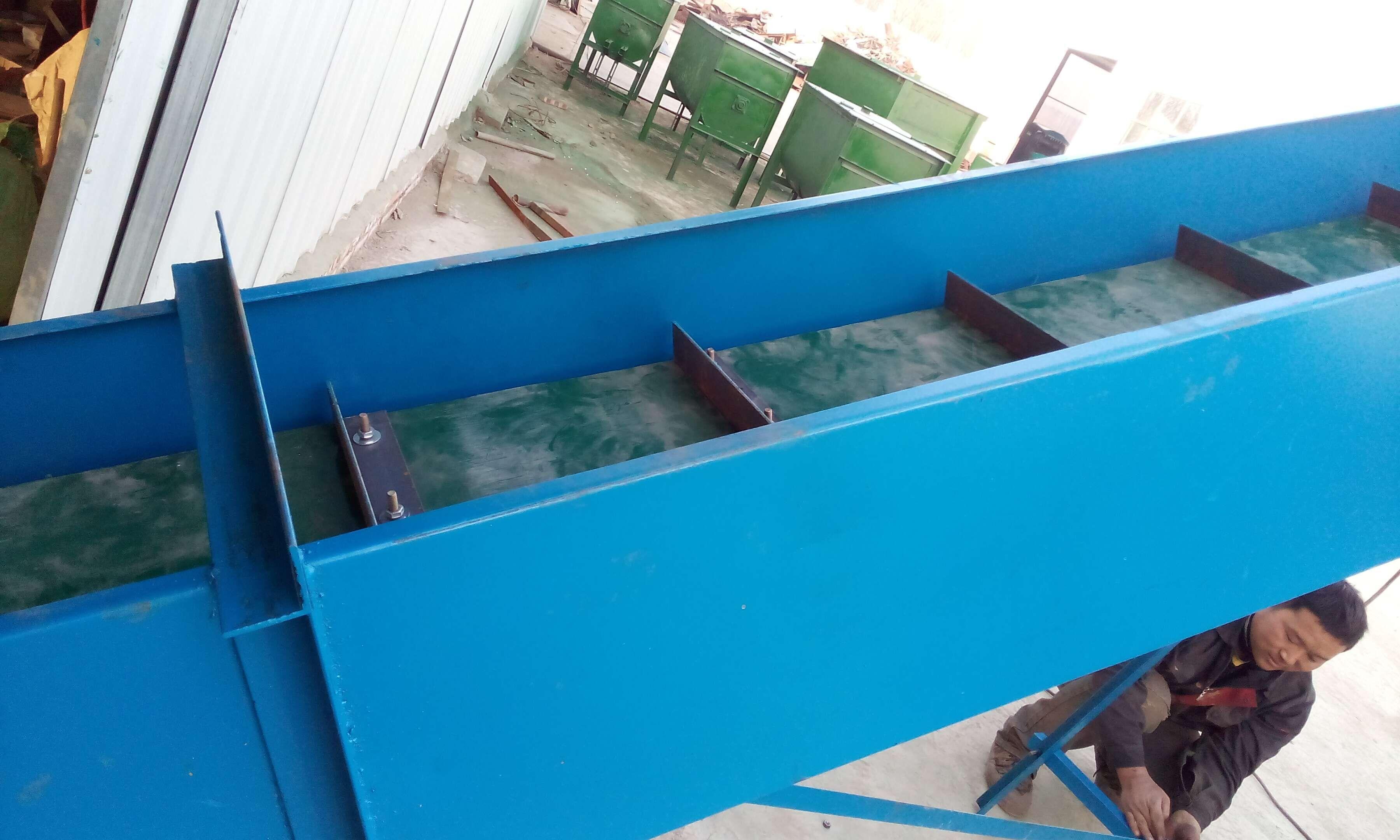 衡阳垃圾刮板输送机规格 新型链式输送机