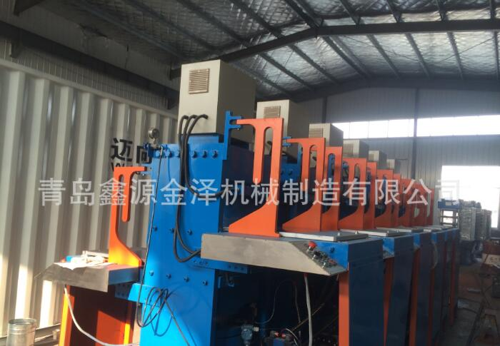福建侧板式平板硫化机生产厂家
