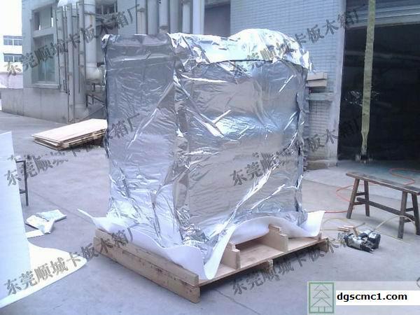 专业定做真空木箱生产厂家