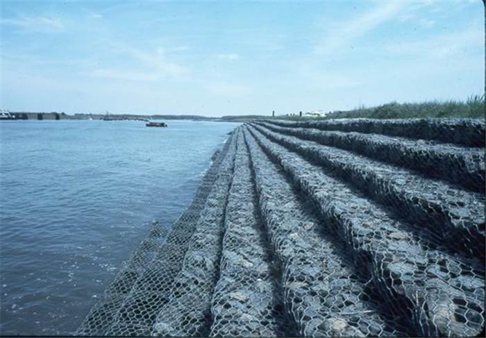 河流石笼网工程案例