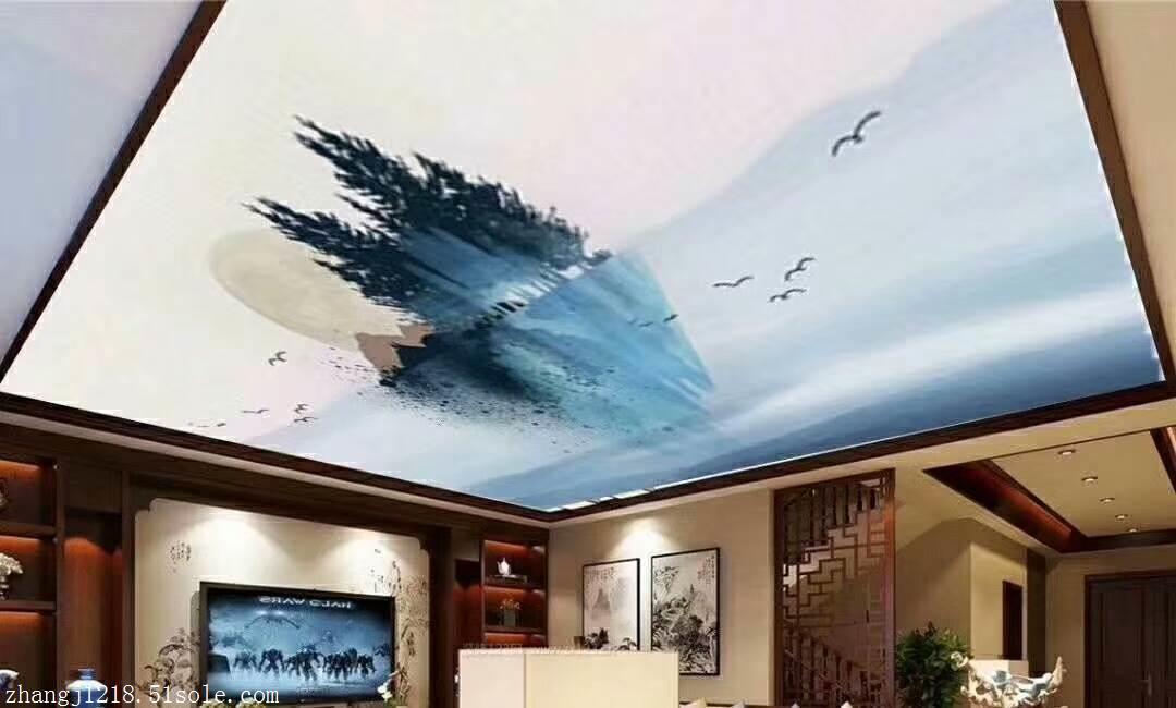 客厅软膜天花吊顶多少钱一平方