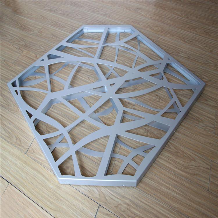 外墙装饰雕花铝单板 镂空图案铝单板 镂空铝单板厂家