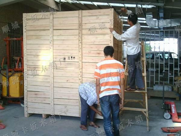 佛山出口木箱生产