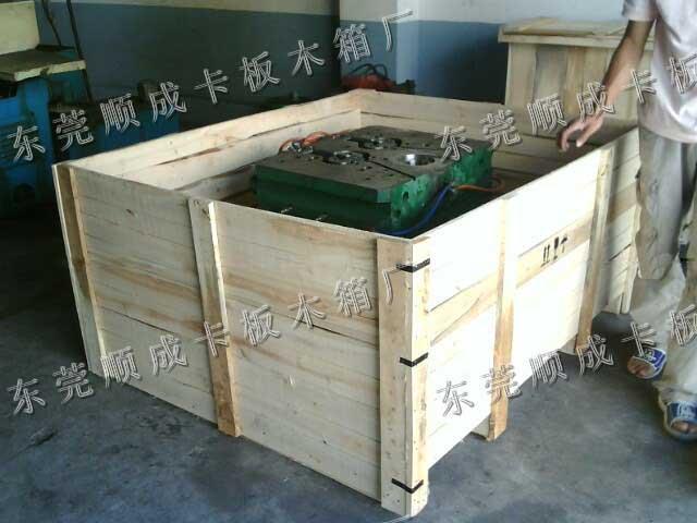东莞出口木箱促销