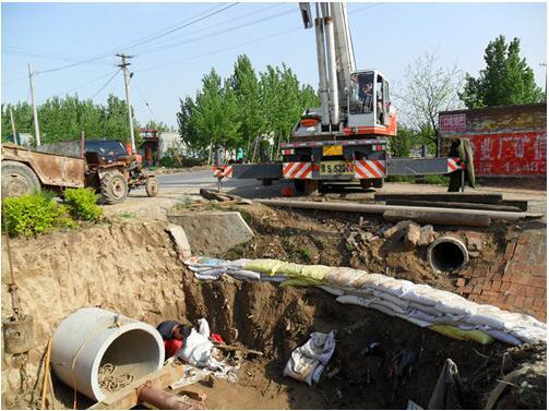 临夏市非开挖顶管施工技术