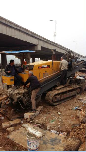 甘南迭部县非开挖顶管施工技术