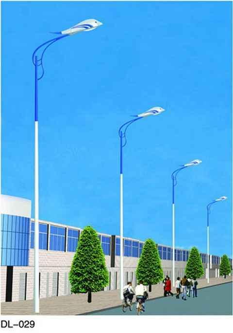 自貢路燈LED太陽能路燈廠家