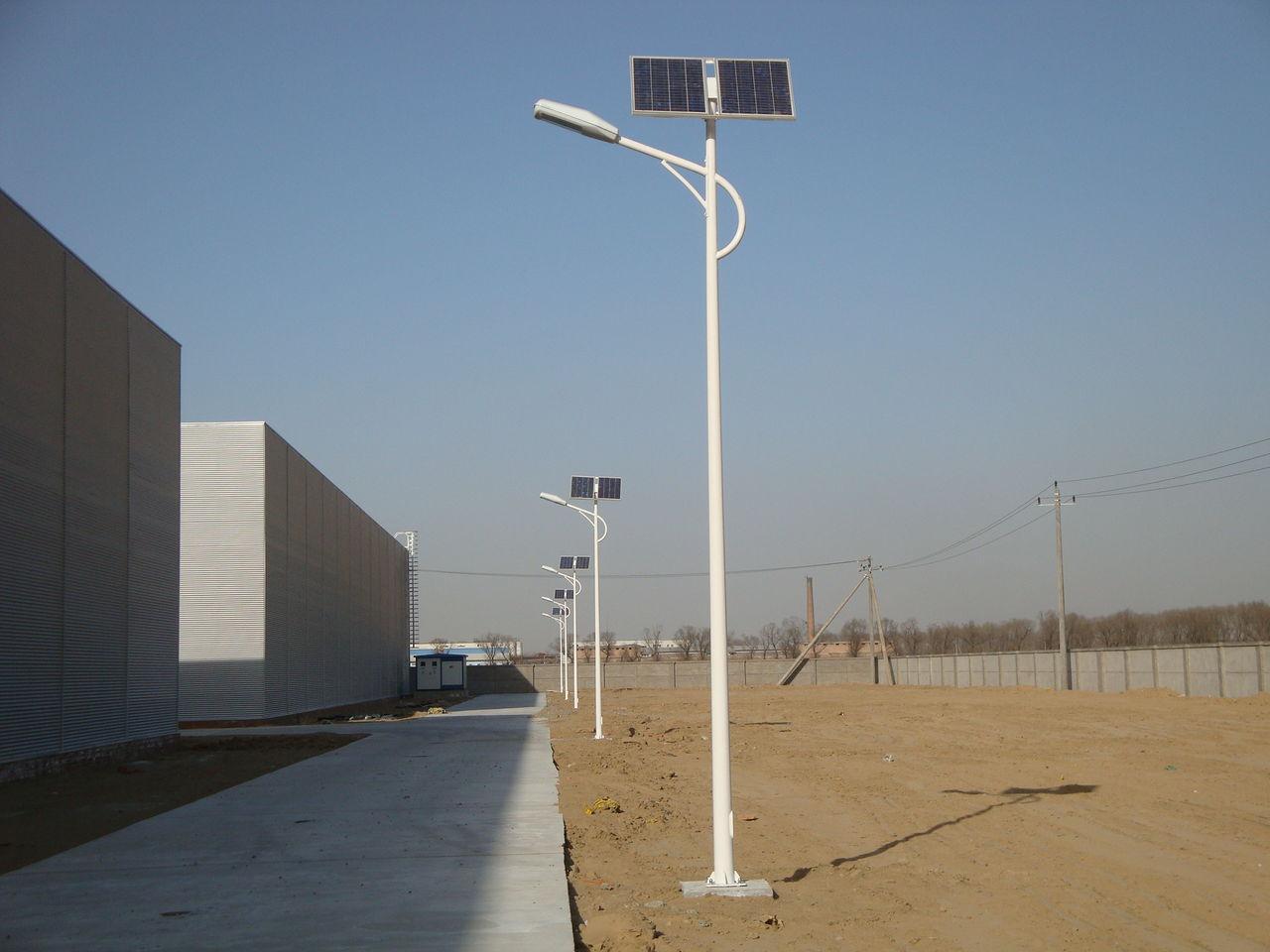 烏海太陽能路燈價格