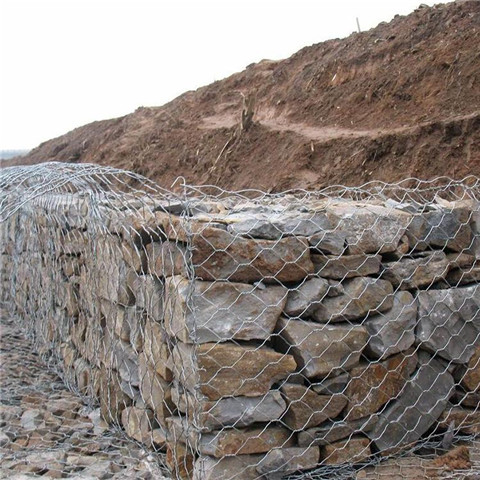 河流改建石笼网厂家
