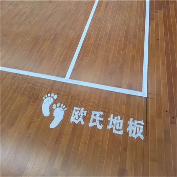 活动木地板保护调养
