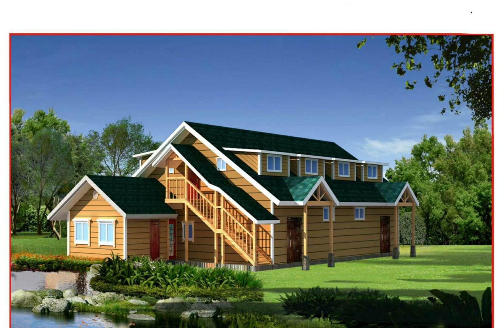 重型木屋定制