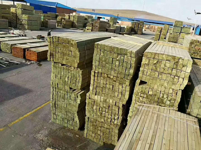 鄂州防腐木加工