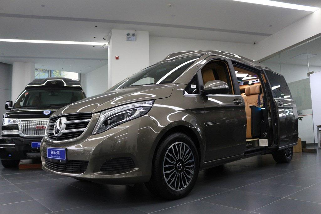 北京奔馳商務房車下了訂單提不到車,進來看看