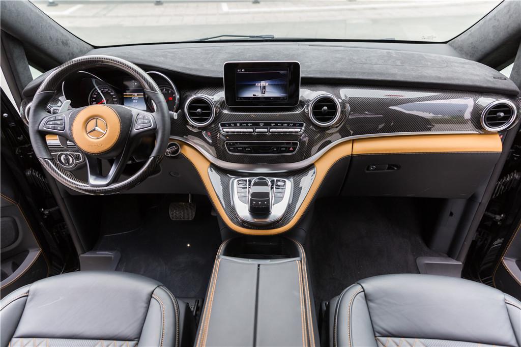 杭州良好進口奔馳V級巴博斯版商務房車,性能和舒適的完美融合限量銷售