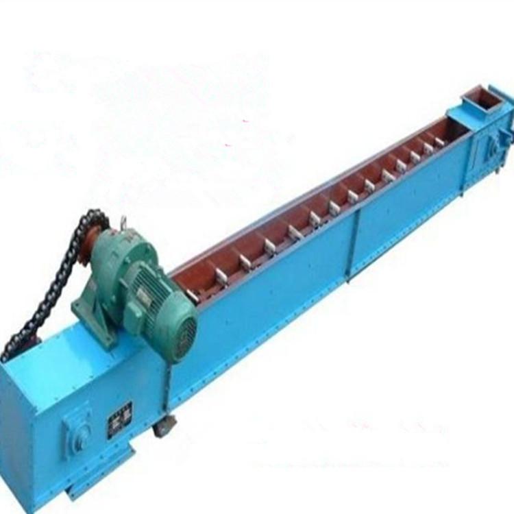 刮板输送机图纸 多种型号灰粉刮板机