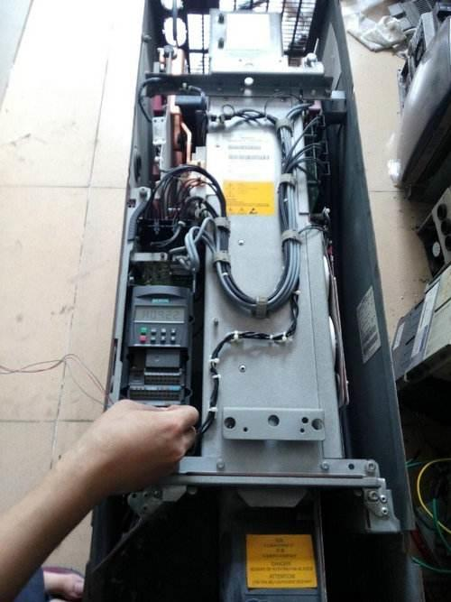 江苏西门子变频器维修公司