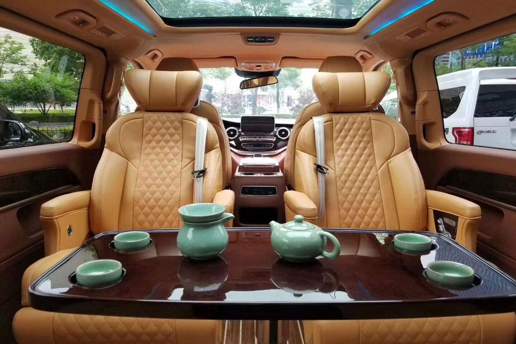 杭州奔馳房車需要什么駕照可以開 奔馳V級商務房車成就經典