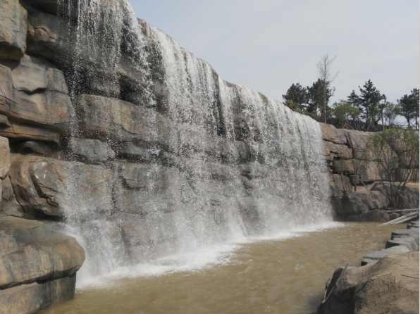 钦州塑石假山制作效果逼真自然 钦州塑石假山定制