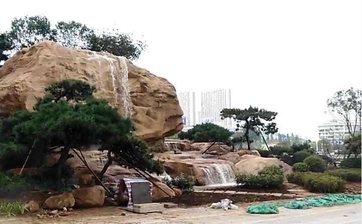 岳阳水泥雕塑生产性能稳定 岳阳塑石制作