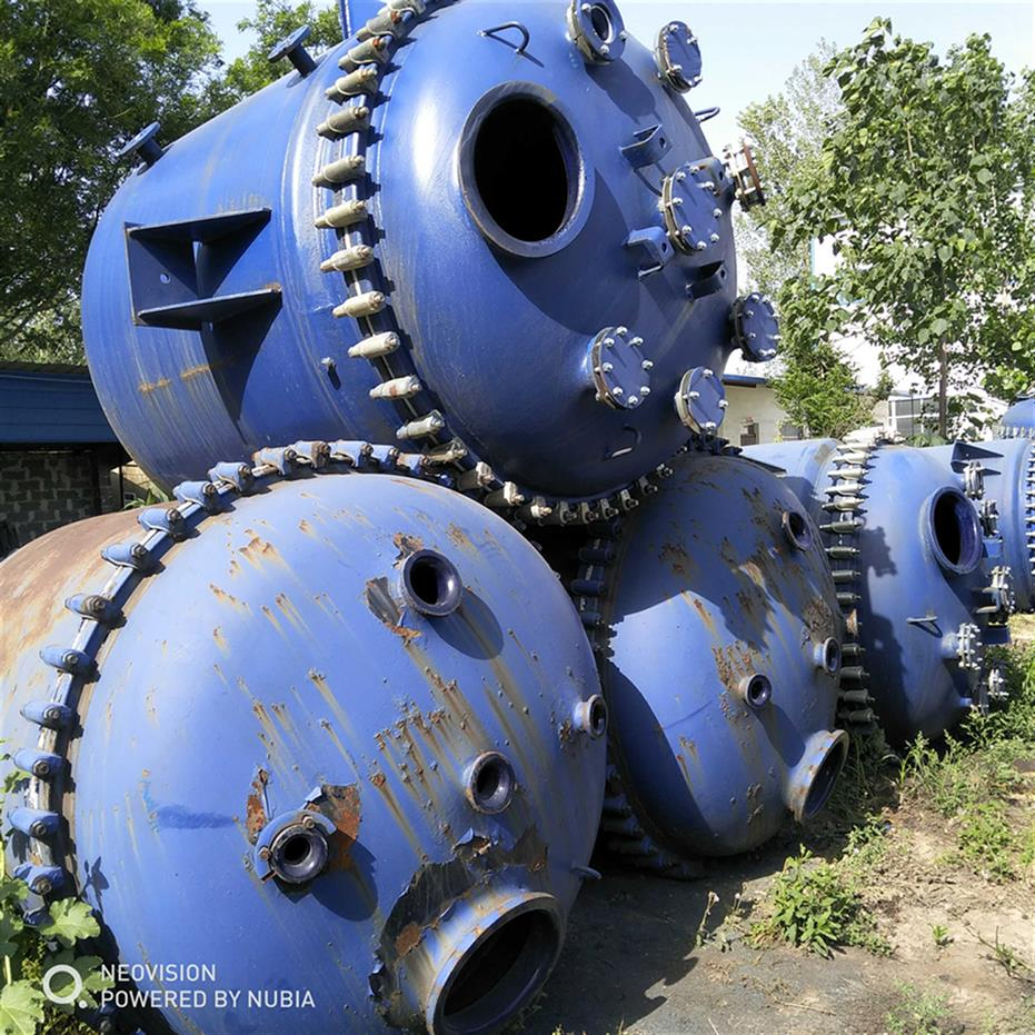 宁夏回收化工机械设备
