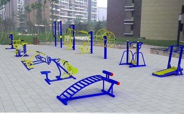 海南健身器材健身路径厂家
