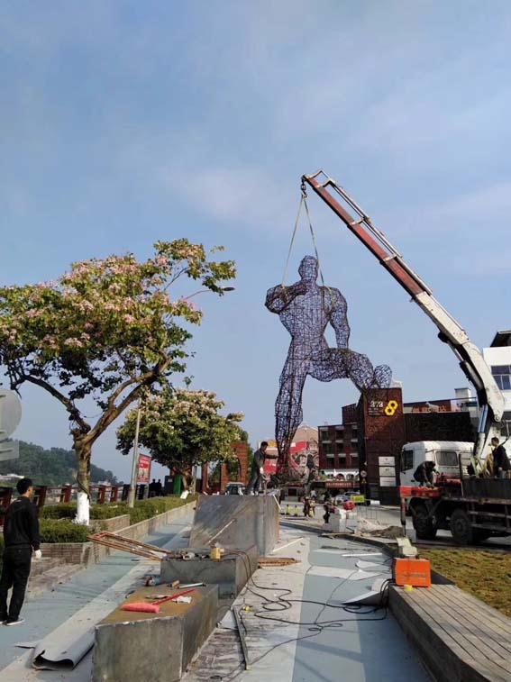 梧州雕塑制作