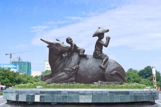 南宁雕塑艺术