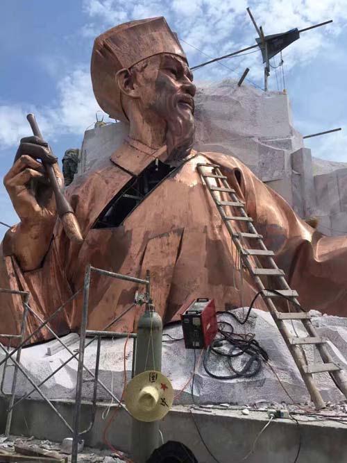 揭阳肖像雕塑