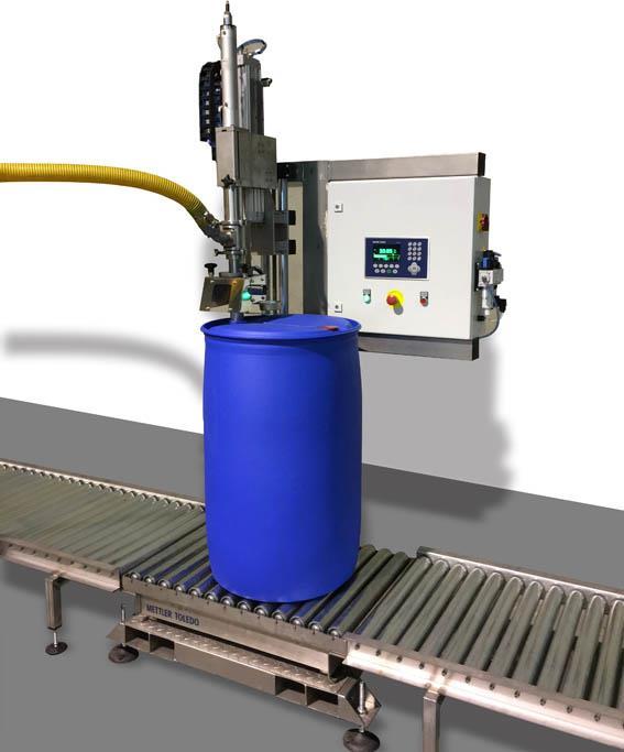 环保200升大桶灌装机生产厂家