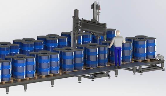 面漆液体自动灌装机加工厂